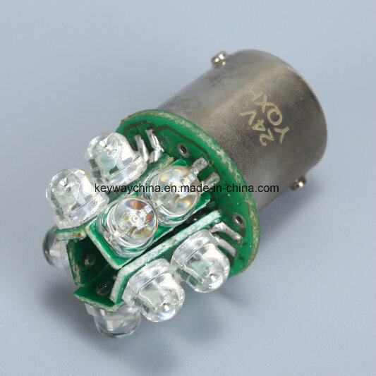 Keyway Brand LED Miniature Bulb with Red/Green/Blue/White Color