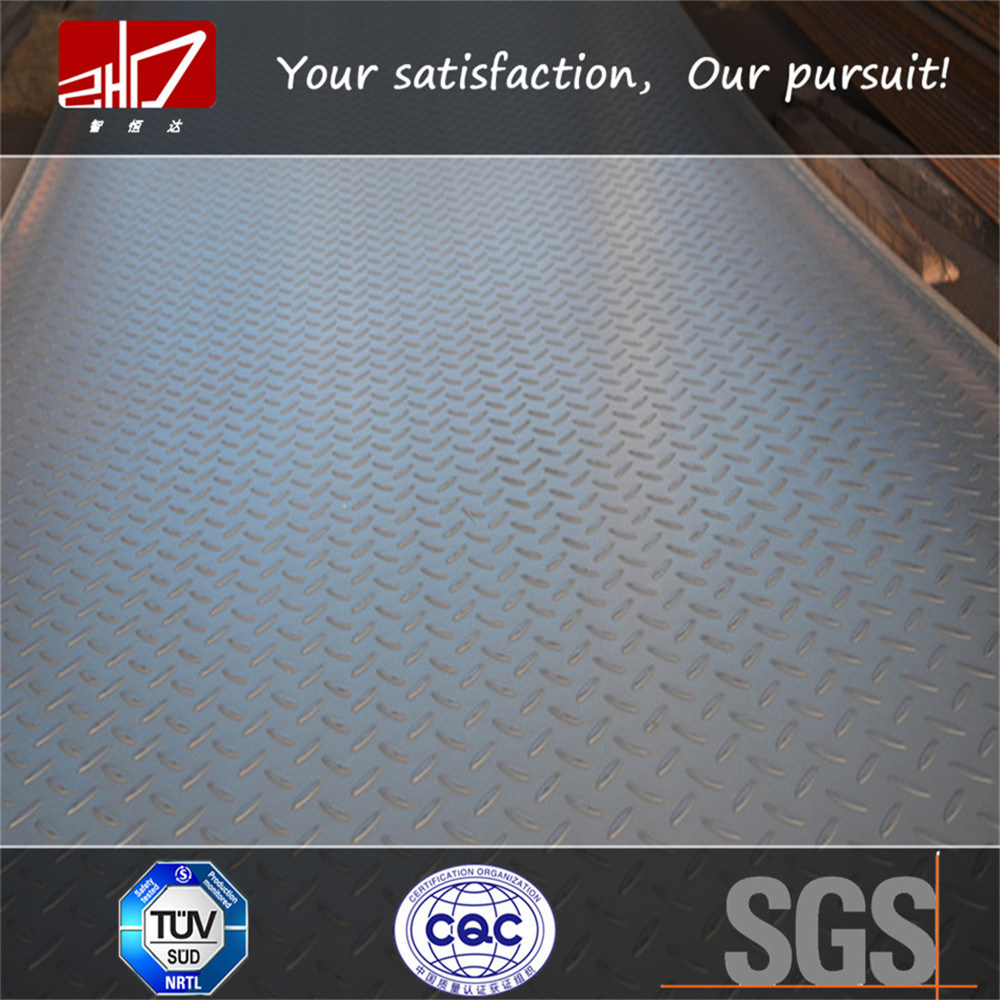 JIS Steel Plate for Construction