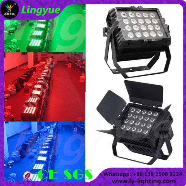 Outdoor Wall Wash IP65 Waterproof 20PCS Stage 15W LED PAR Light