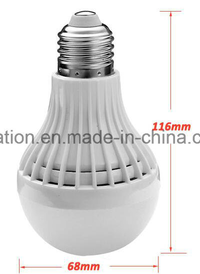 E27 B22 LED Microwave Radar Induction Sensor Ball Smart Intelligent Intellective Light Bulb