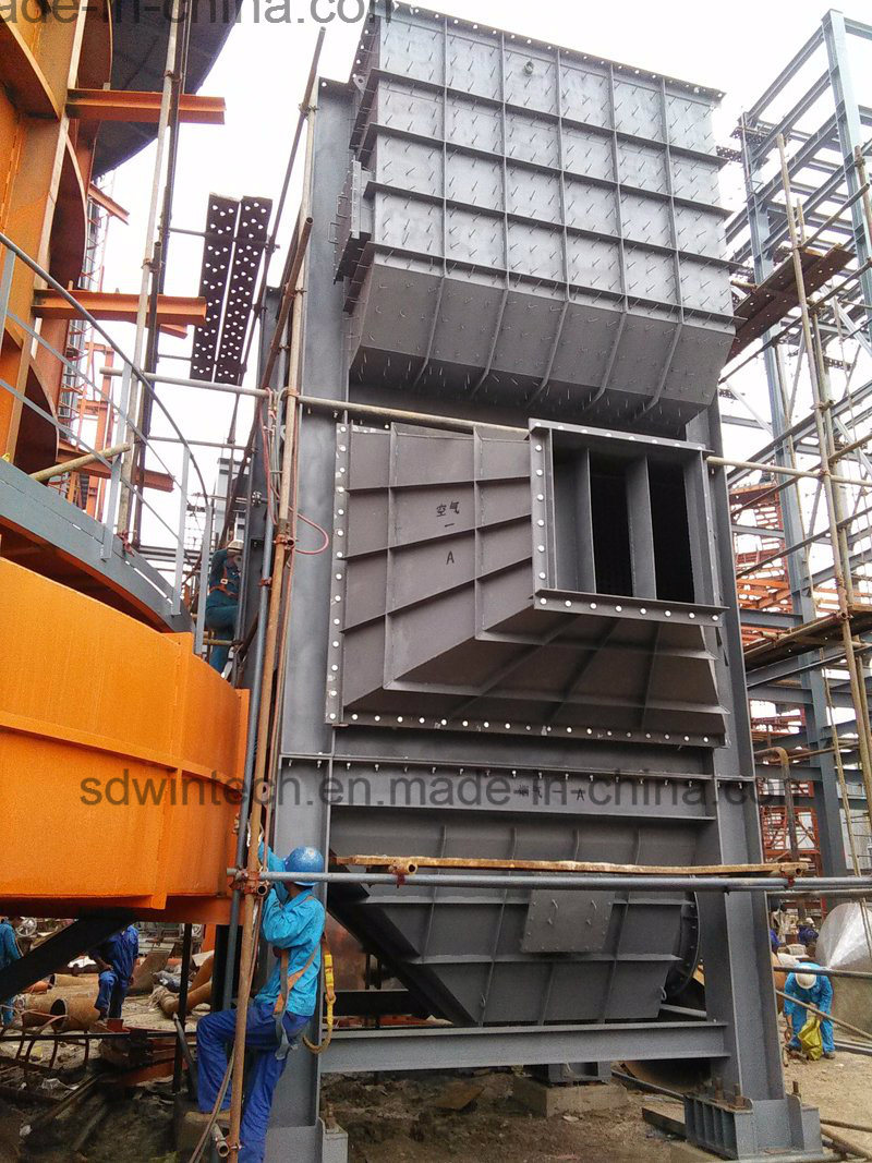 The Combined Block Type Air Preheater /Air Heater/Air Heat Exchanger
