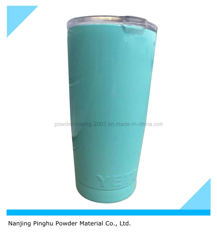 Eco-Friendly Light Blue Powder Coating