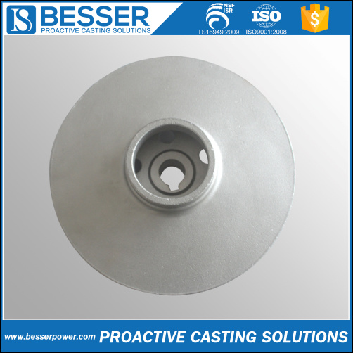 Turbocharger Casting Water Pump Impeller Parts