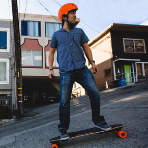 Cheapest Hot Sale 4 Wheel Electric Skateboard Scooter