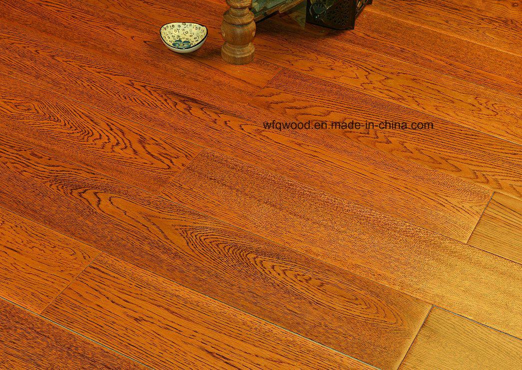 101 Multi Oak Antique Wood Flooring