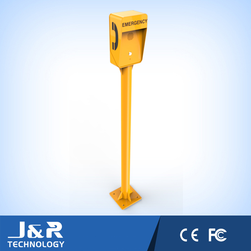 Emergency Telephone with Stand Column, Sos Call Station