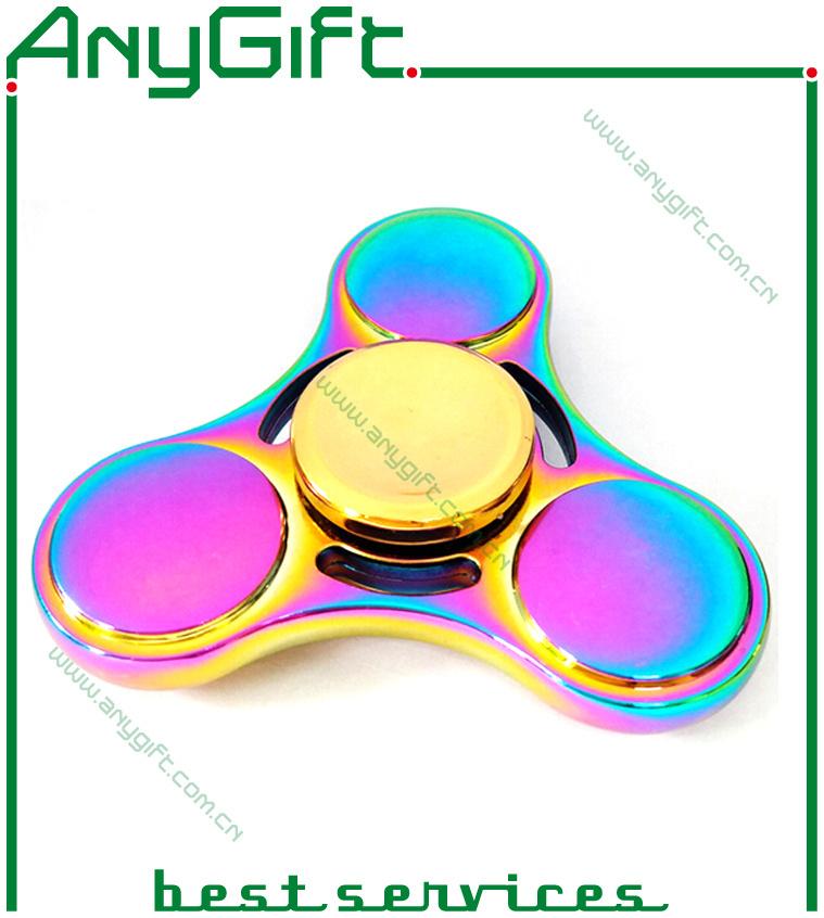 2017 Trending Gift Hand Spinner Finger Spinner to Release Pressure Fidget Spinner Toy