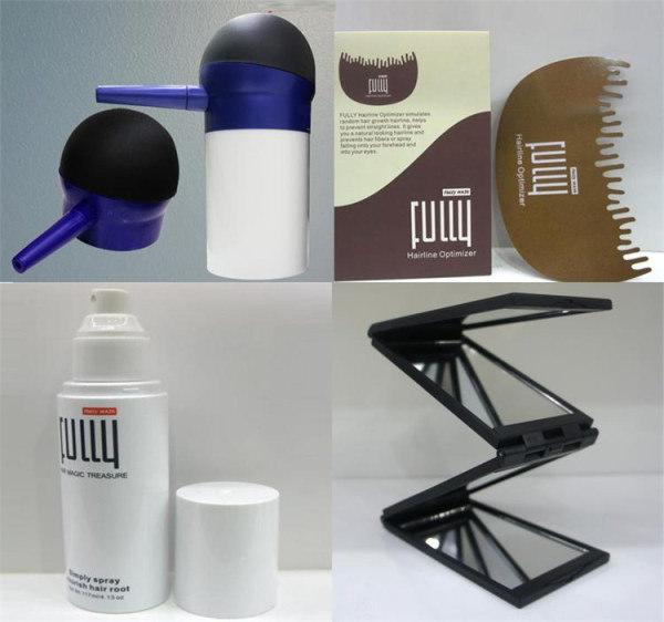 Fully Building Fibers Oil Beard Oil for Hair Loss Treatment