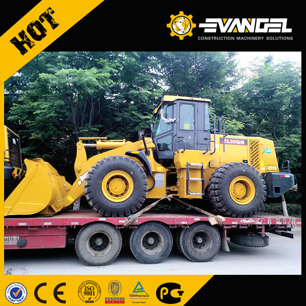 Xcg 2015 New Price 5 Ton Wheel Loader Zl50gn