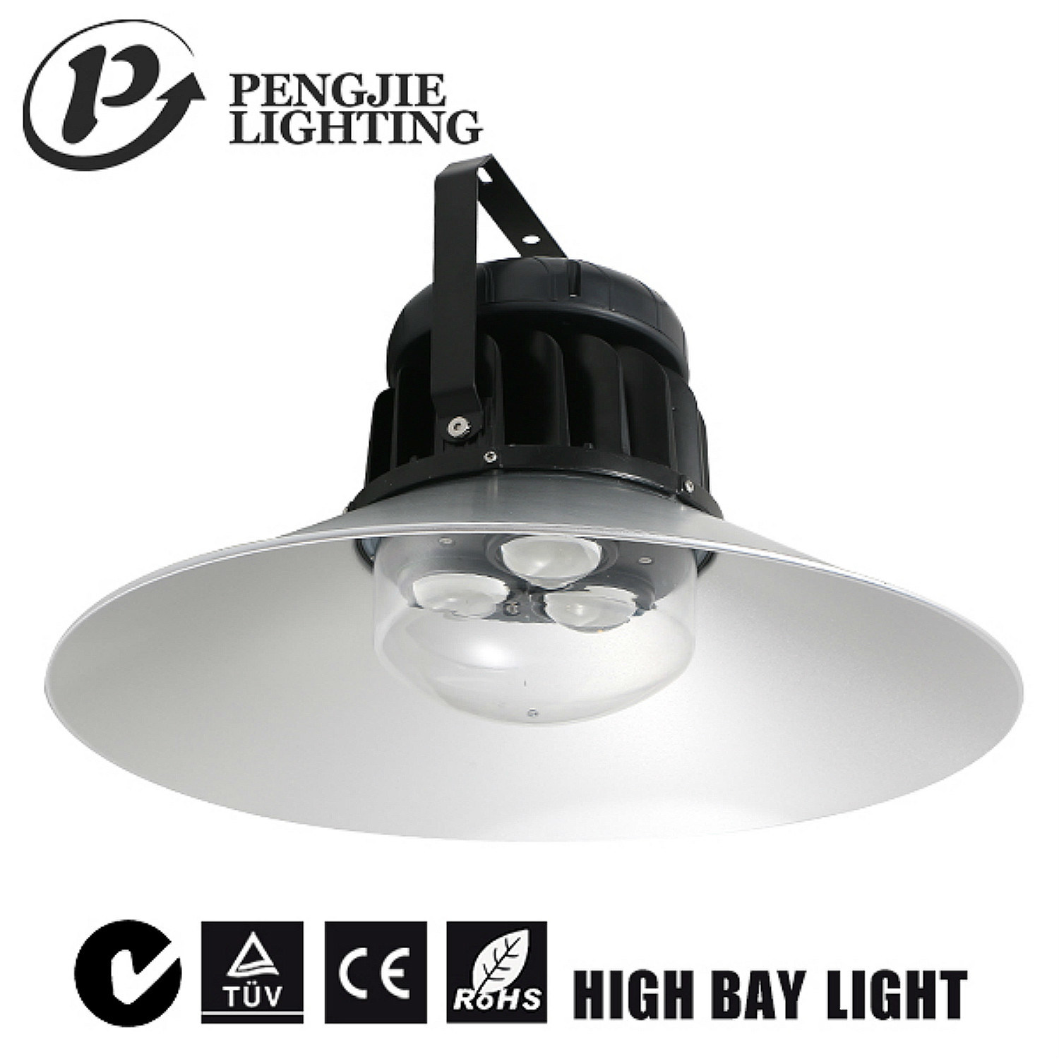Highlumen Bridgelux Outdoor COB 120W LED High Bay Light
