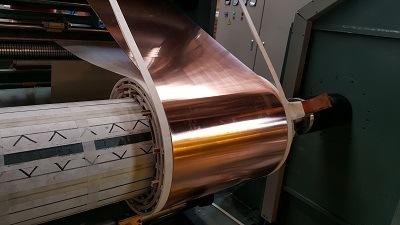 Transformer Foil Winding Machine (LV transformer coil winding)