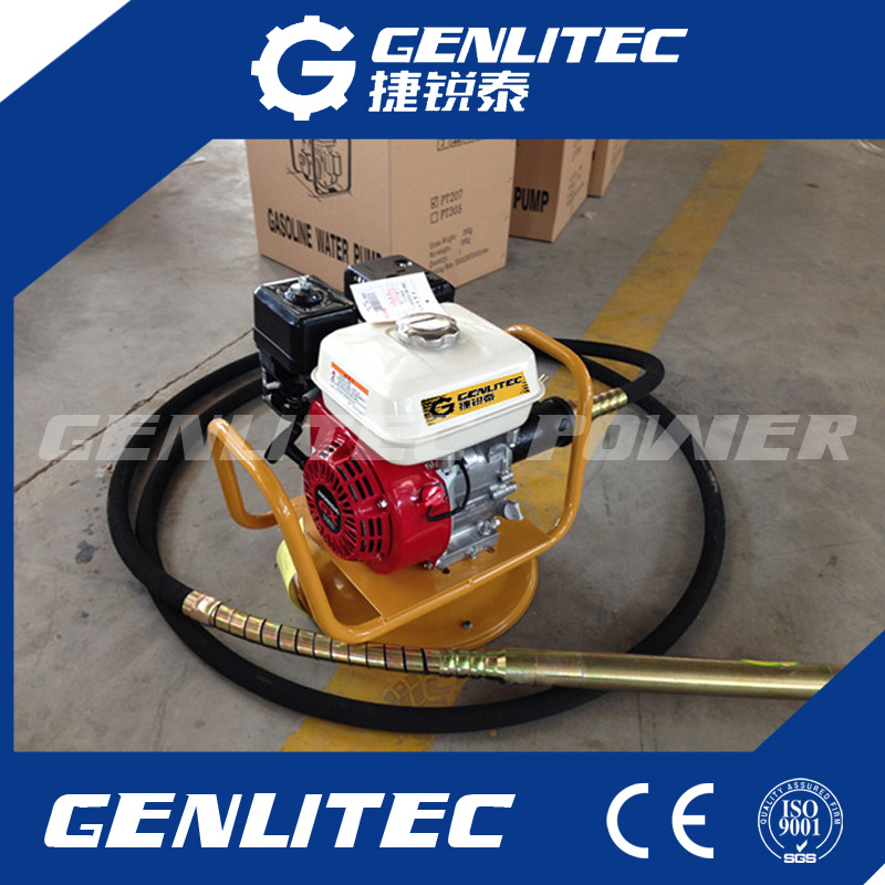 5HP Robin Engine Concrete Vibrator with Vibrator Poker