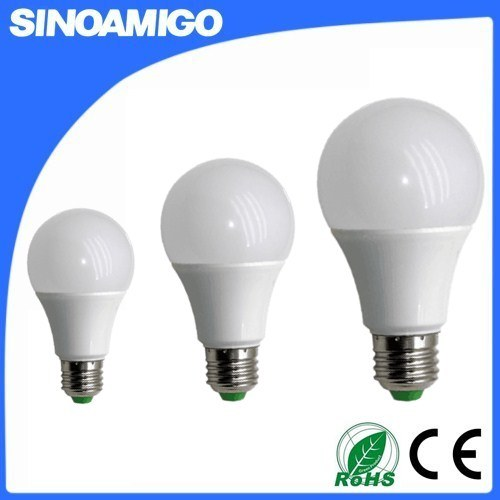 12W 6500k E27 LED Lighting Bulb with Ce