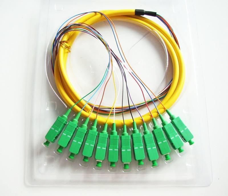 PLC Sc Mini Fiber Optical Splitter