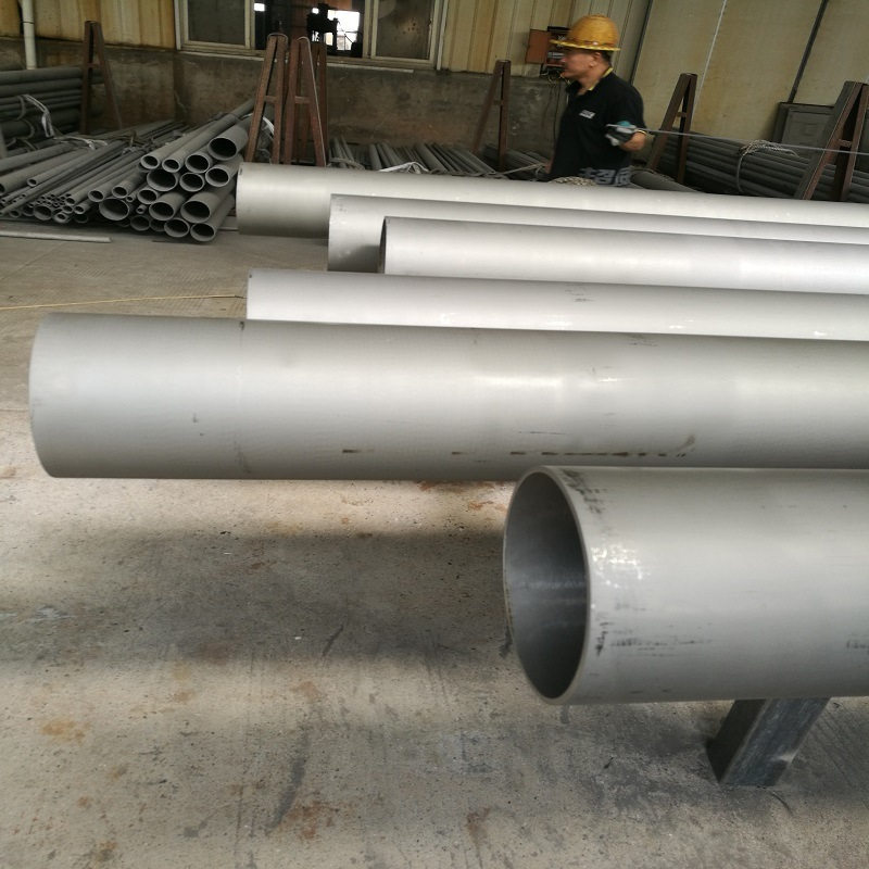 TP304, Tp316L Seamless Stainless Steel Tubing for Fluid&Gas Transporting