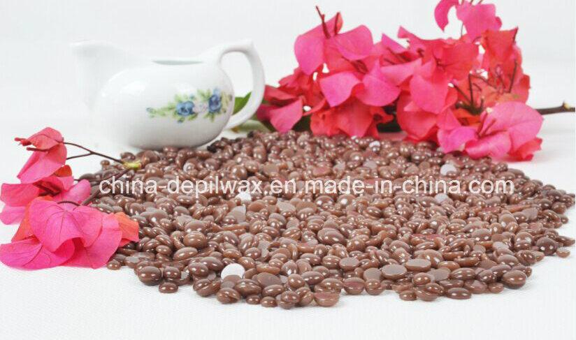 Depilatory Wax Chocolate Hard Wax Pellets