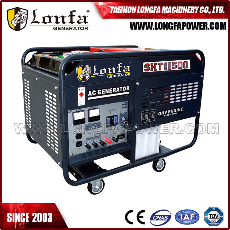 Elemax 10kw/10kVA Engine Gasoline/Petrol Power Generator (V-TWIN)