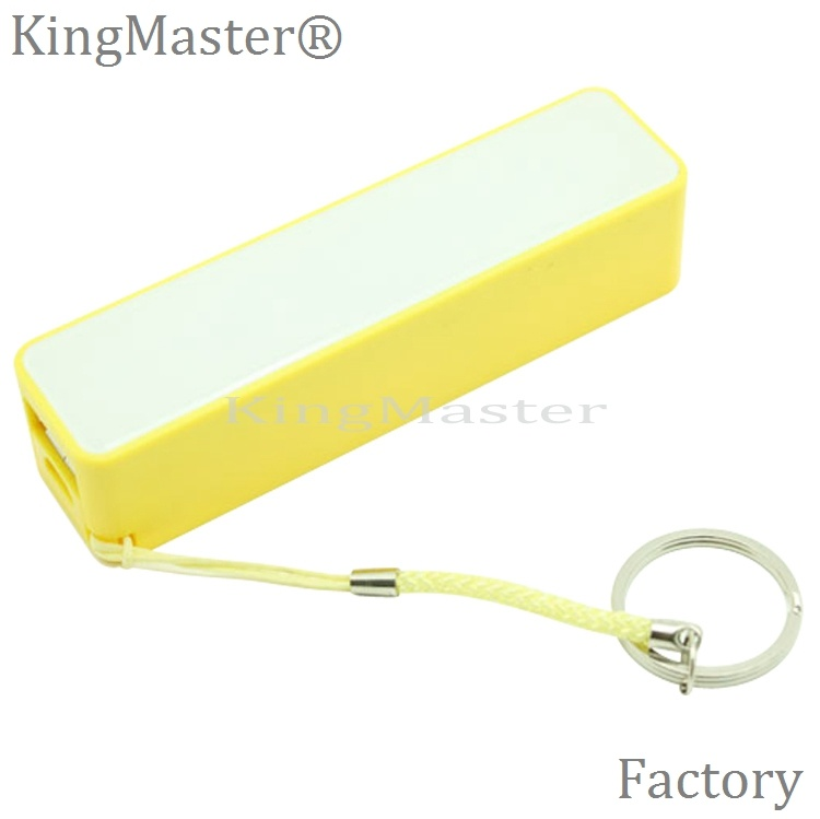 Kingmaster 2200mAh Mini Power Bank Portable Battery Charger for Mobile