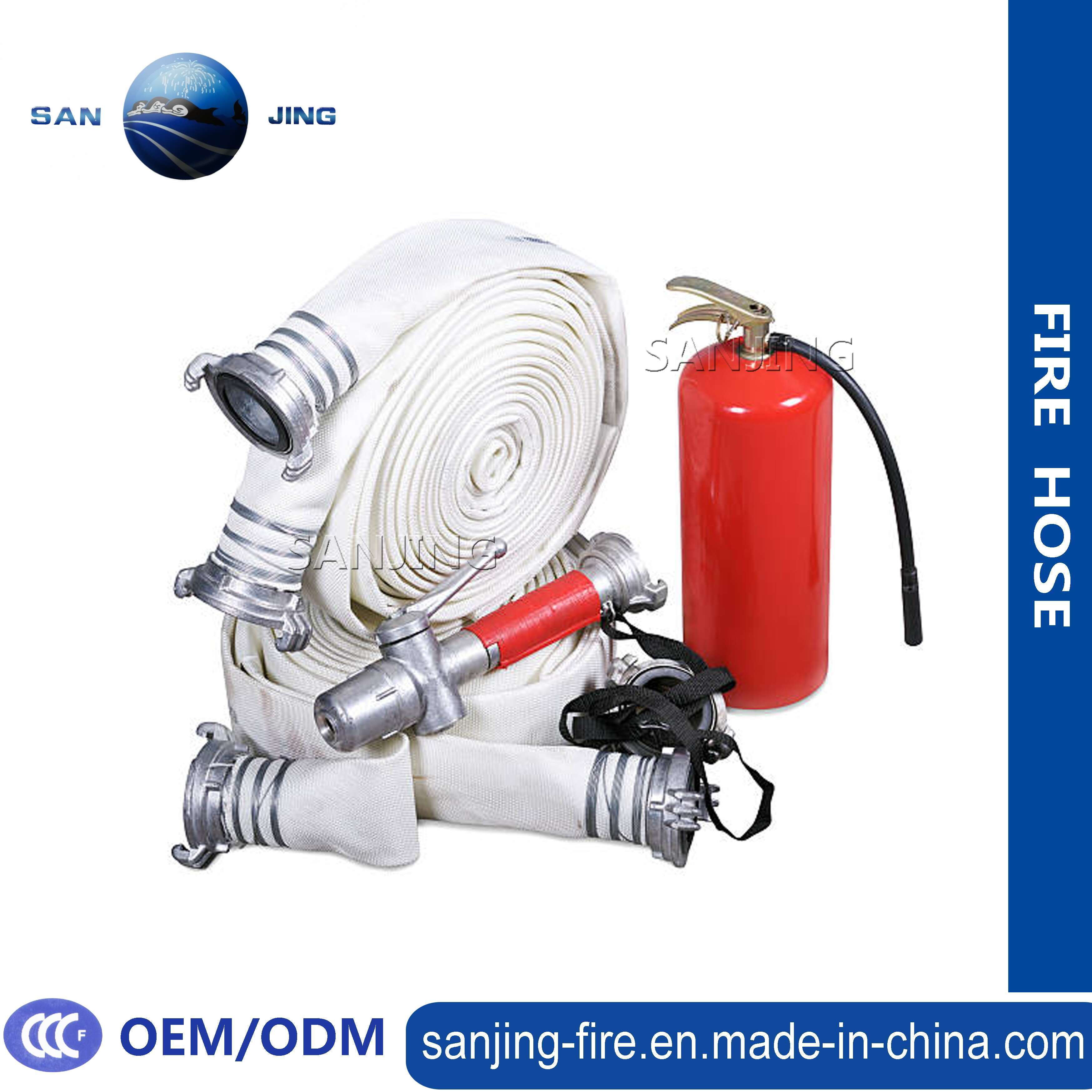 Best Selling Long Service Life PVC Lining Fire Hose