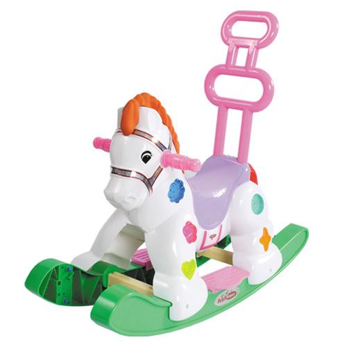 Plastic Toys Kids Ride on Rocking Horse (H0940307)