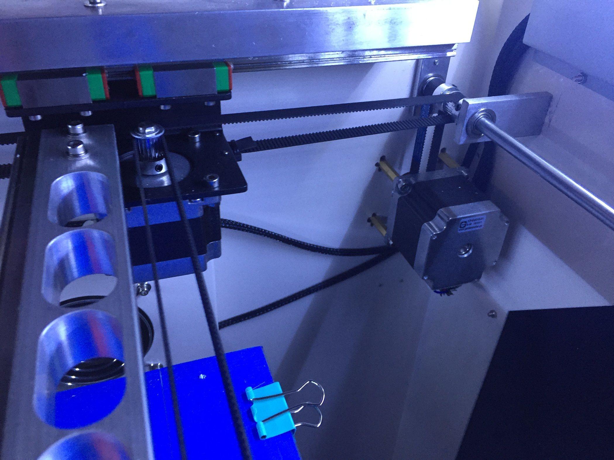 Allcct 500*500*800mm Building Size 0.05mm Precision Fdm Industrial 3D Printer