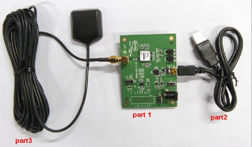 Simcom GPS Module SIM18