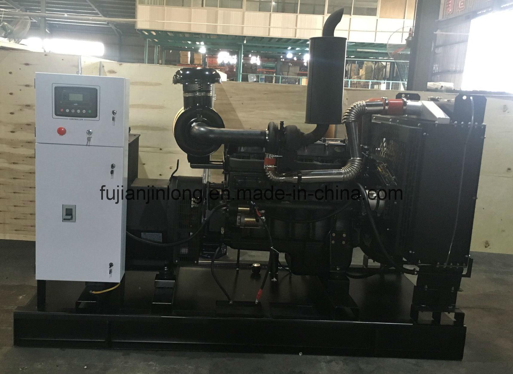 China 250kw Ricardo Water Cooled Diesel Generator Sets China