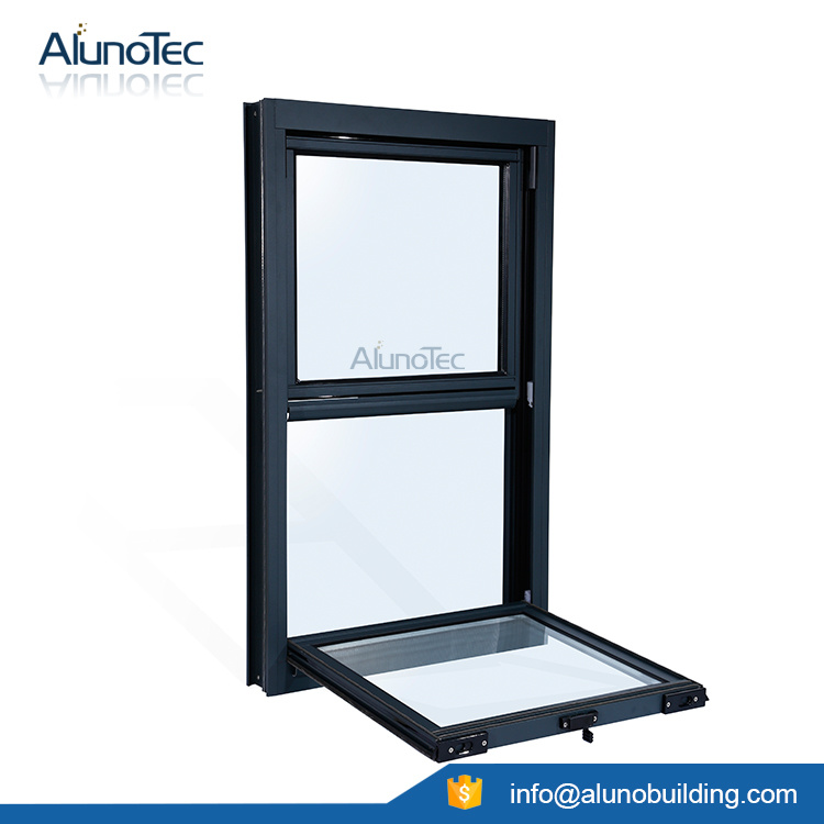 Aluminum Double Hung Sash Window