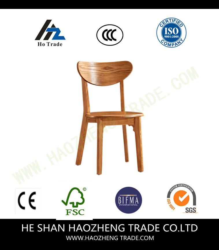 Hzpc120 Wooden Feet Plastic Chair Cushion