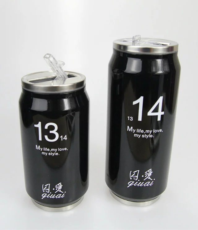 New High Quality Stainless Steel Travel Couple Mug