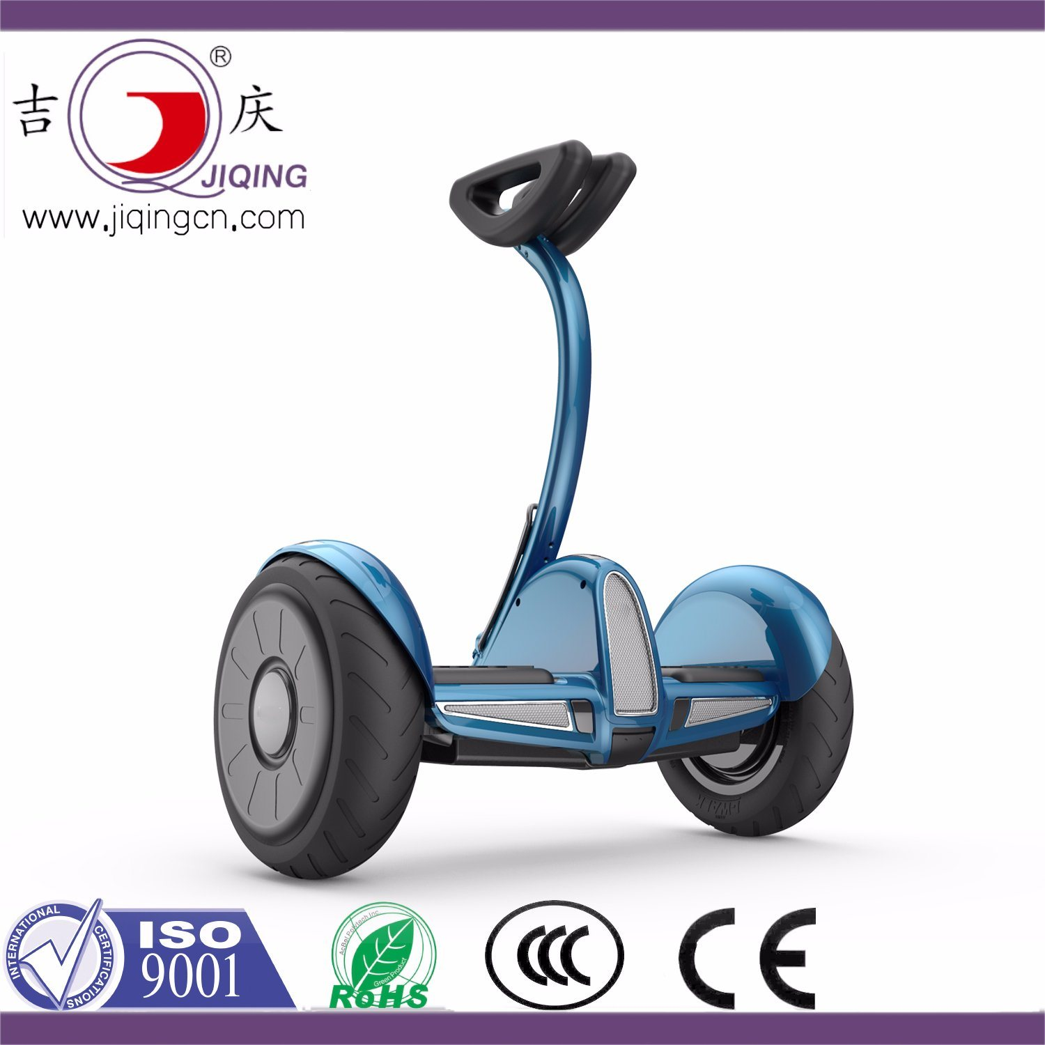 60V Two Wheel Self Balance Scooter with Bluetooth