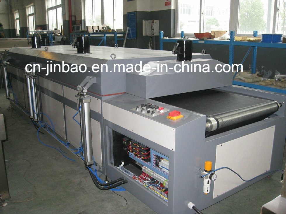 UV and IR Combinated Oven (JB-800P/1100P)