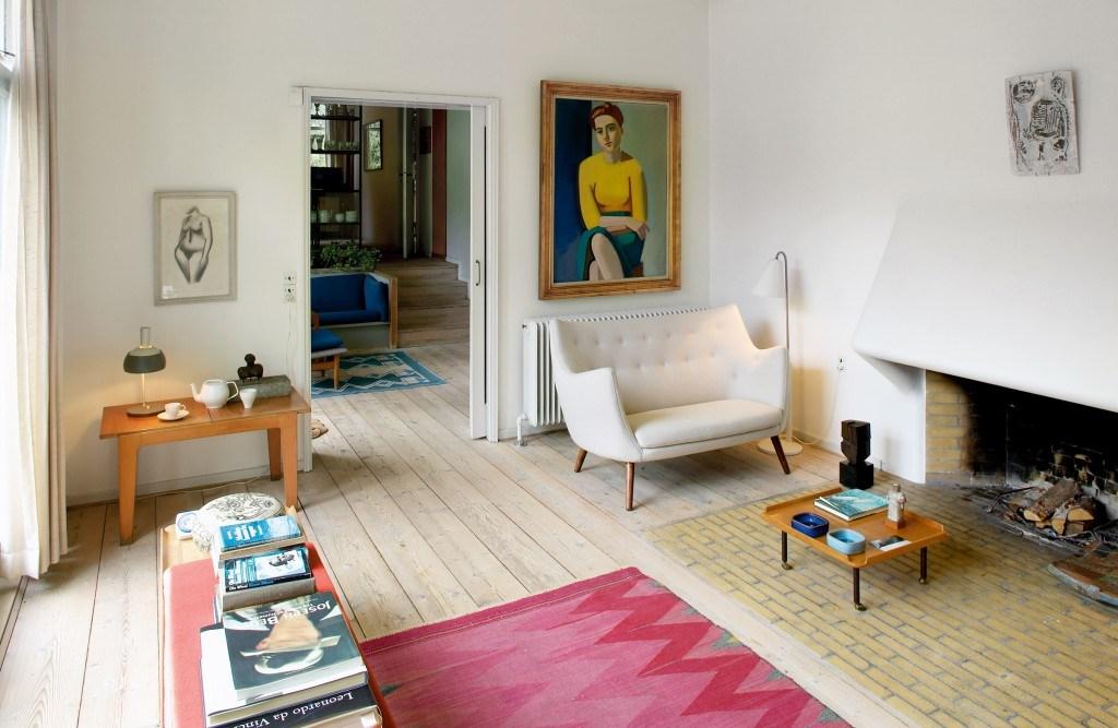 Finn Juhl Pelikan Chair