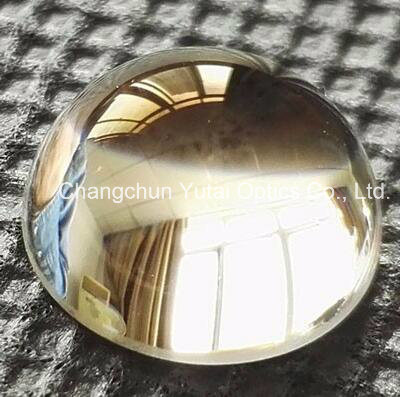 with Ar Coating on Both Sides Half Ball Optical Lens