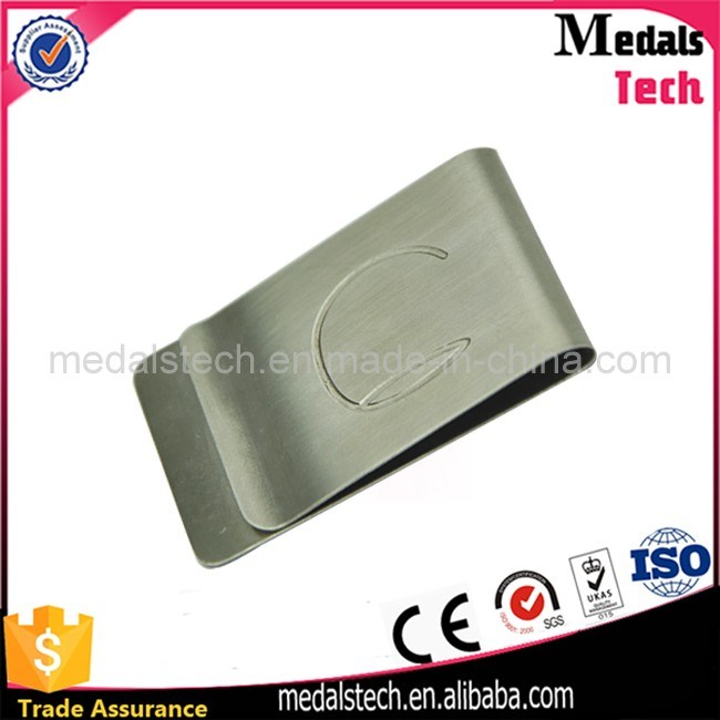 Factory Wholesale Custom Cheap Stainless Steel Blank Money Clip