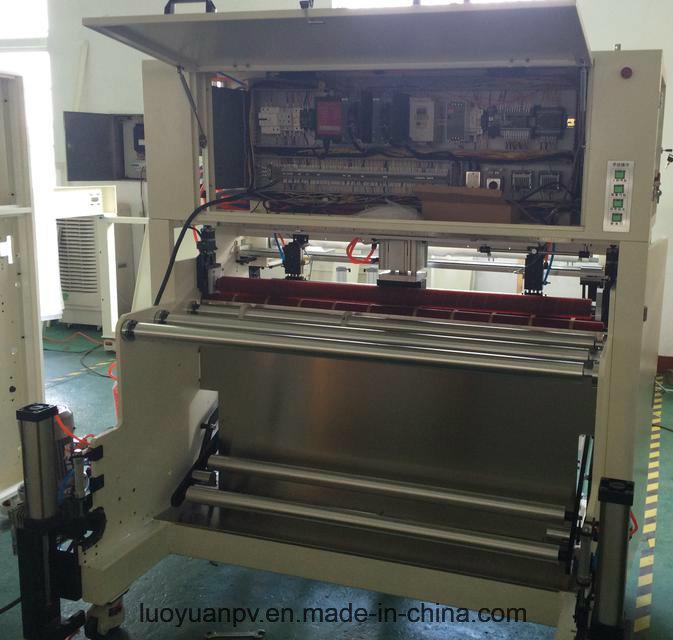 EVA/Tpt Automatic Punching and Cutting Machine