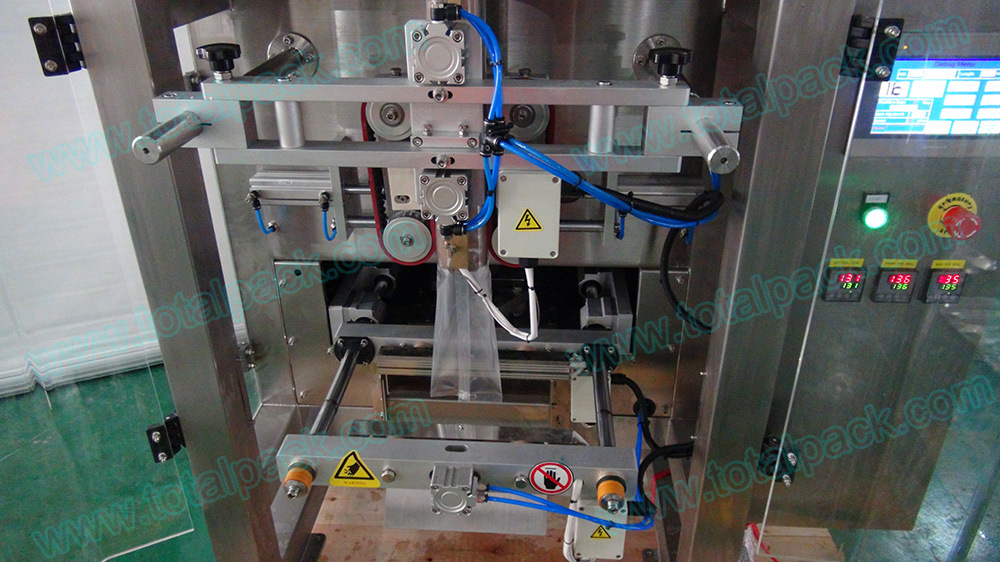 Automatic Vertical Pouch Filler Sealer for Granule (VFFS-300A)