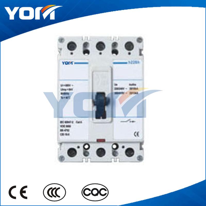 Moulded Case Circuit Breaker (MCCB) DC MCCB Circuit Breaker