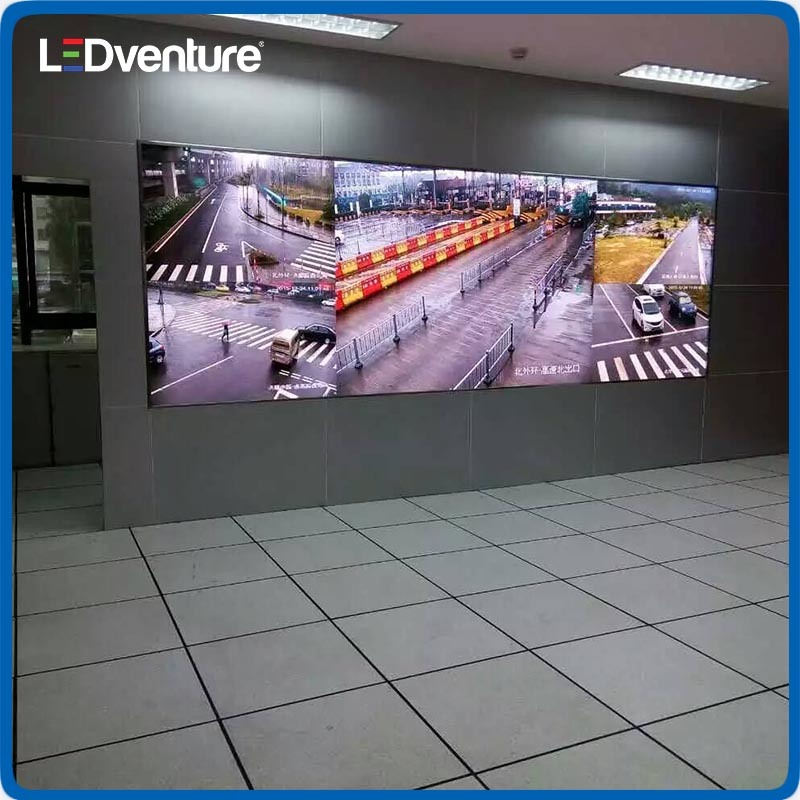 pH2.5 Indoor HD Resolution LED Video Wall