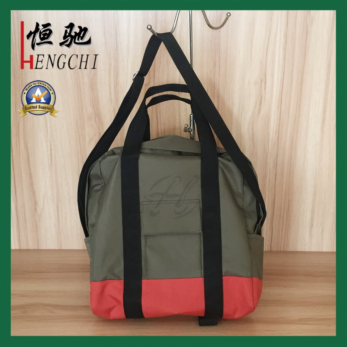 High Quality 420d Oxford Cloth Sports Travel Backpack Bag
