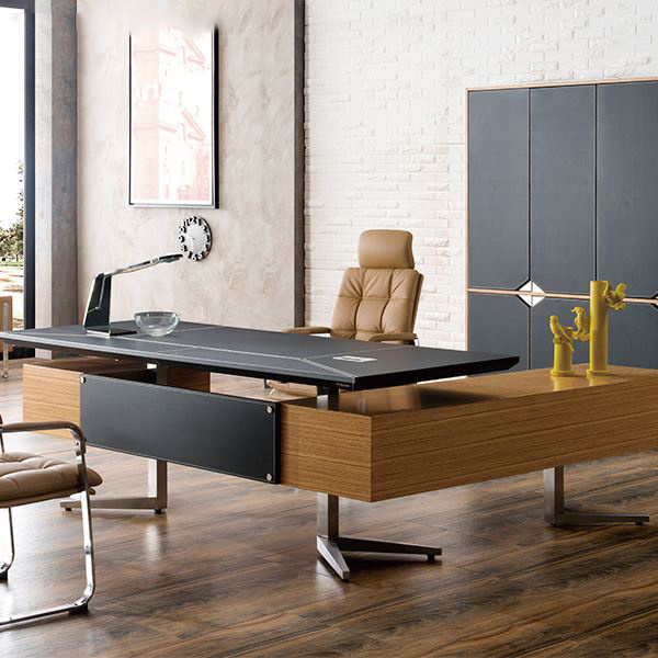 China Factory Price MDF Melamine Office Furniture (HX-5N171)
