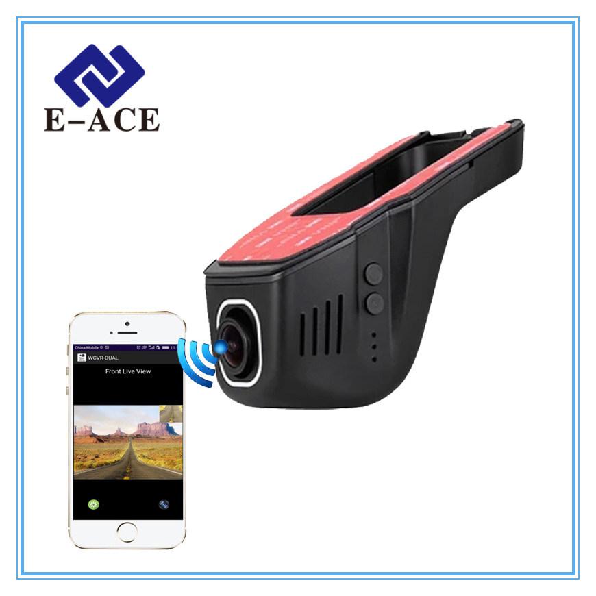 Mini WiFi 170 Degree Video Recorder for Wide Angle
