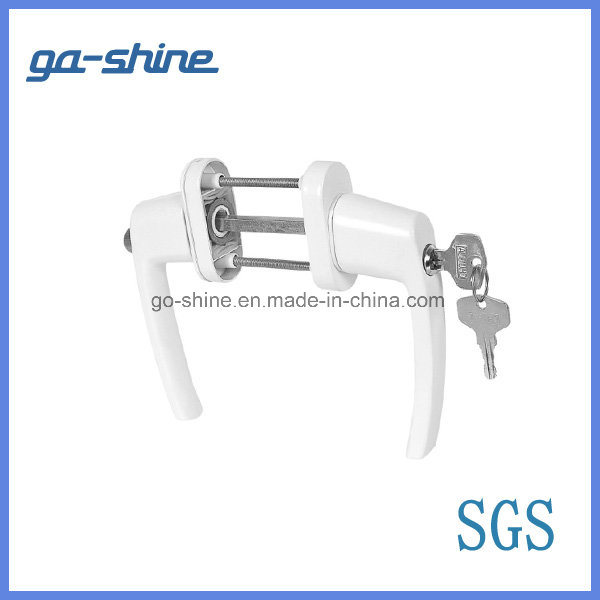 GS-A18 UPVC Casement Door Handles with Lock