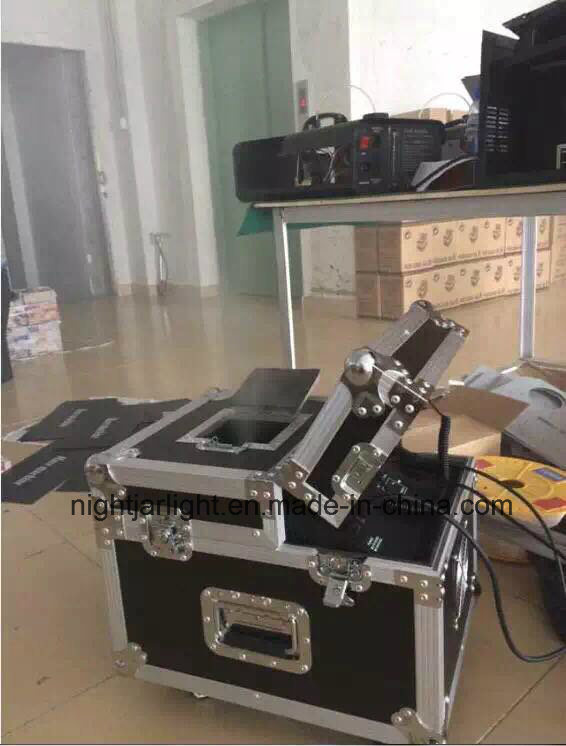 Nj-600W 600W Haze Fog Machine of Stage Effects for DJ/Disco/Stage/KTV/Nightclub/Wedding Lighting