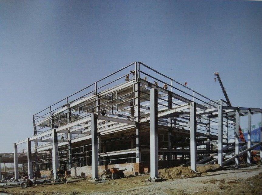 Steel Structure Plarform and Mezzanine Floor