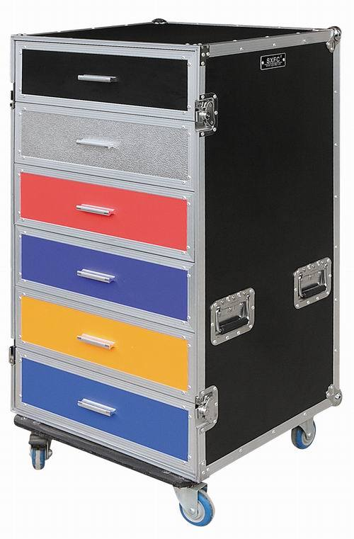 Combination Tool Flight Case with Drawers