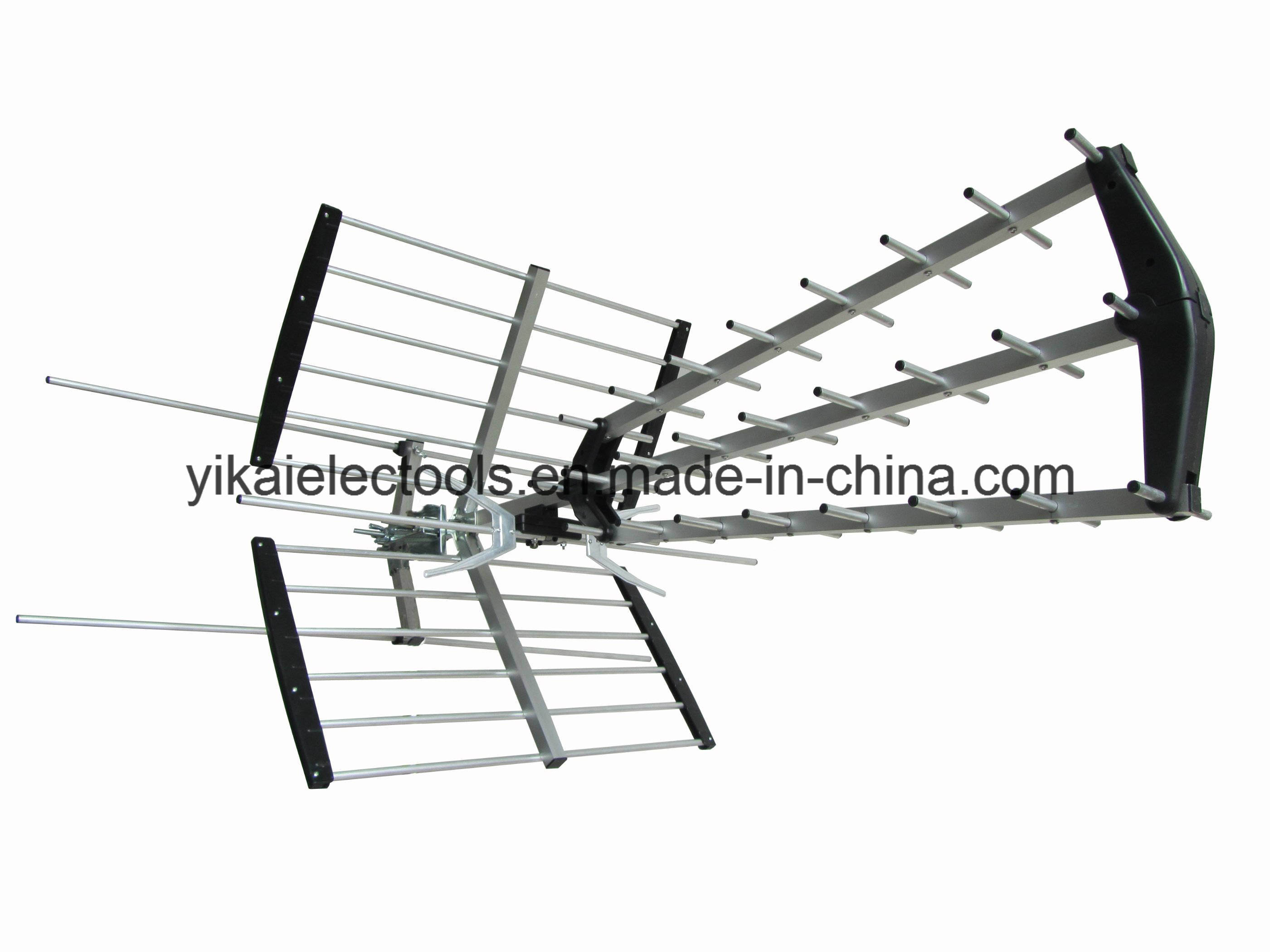 Directional HD Digital Outdoor TV Antenna with Free 4G Lte