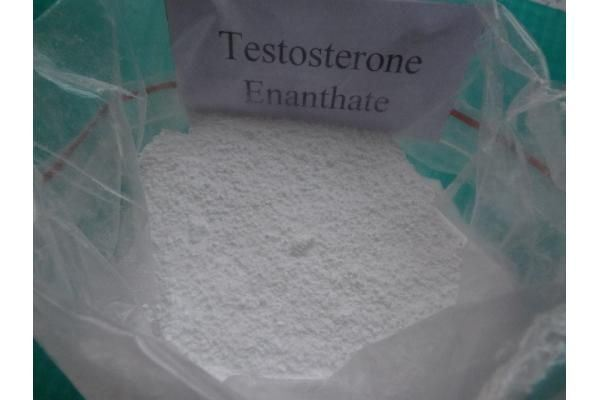 99.15% USP35 Steroid Testosterone Enanthate / Test E Raw Powder