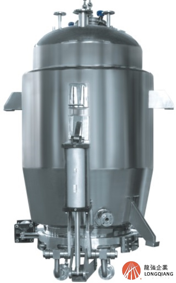 Extraction Tank for Milk, Juice, Beverage, Pharmacy Industry