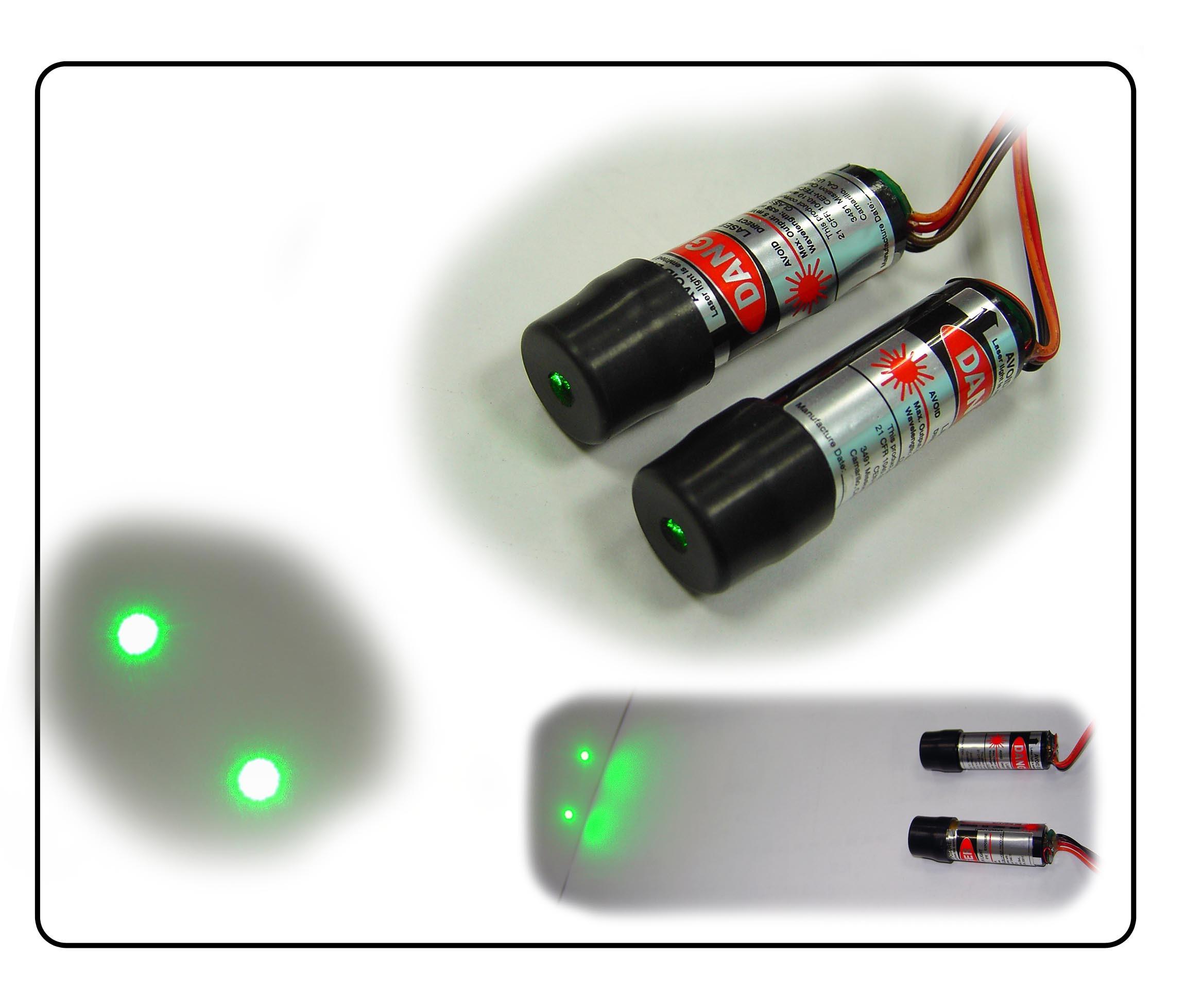 Line 532nm Green Laser Module